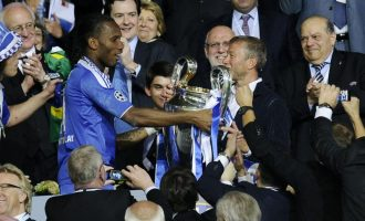 Abramovich seeks Didier Drogba's help to save Chelsea