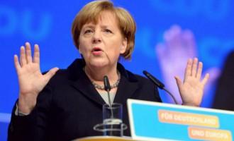Brexit vote is irreversible, says Merkel