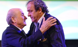 FIFA slams 8-year ban on Blatter and Platini