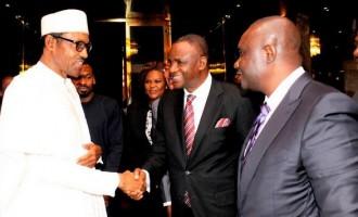 Buhari sacks NDDC chairman