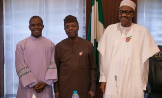 Mbaka: Nigerians may vote Buhari out in 2019
