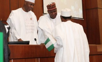 Buhari fires DG… after 2016 budget scandal