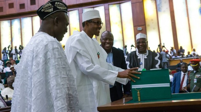 'Even executive benefitted from budget alteration' — five highlights of lawmakers' response to Buhari