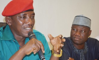 Dalung threatens to clamp down on NFF