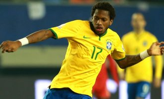 Fred, Brazil international, banned for doping