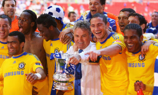 Hiddink: Facts about Mourinho's replacement at Chelsea