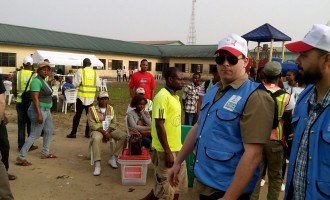 Violence forces INEC staff to boycott Rivers poll