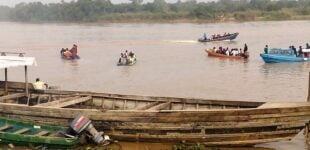Bye-election: Police officers drown in Bayelsa