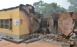 INEC office in Wada's local government set ablaze