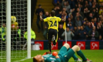 Ighalo unaware of potential West Bromwich Albion deal