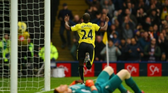 I'm not sure I can say no to Manchester United, says Ighalo