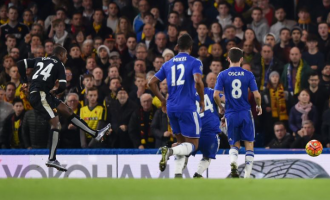 Mikel reaches Chelsea milestone as Ighalo nets 13th Watford goal in 2-2 draw