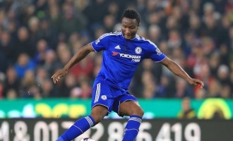 Fans praise Mikel Obi: He is 'becoming a Chelsea god'