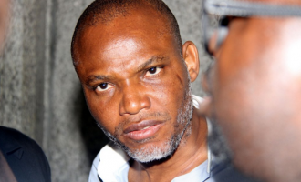 Nnamdi Kanu vows to challenge arrest order in UK court