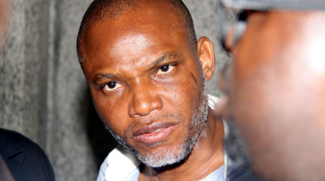 Nnamdi Kanu: Anyone who tries to arrest me will die | TheCable