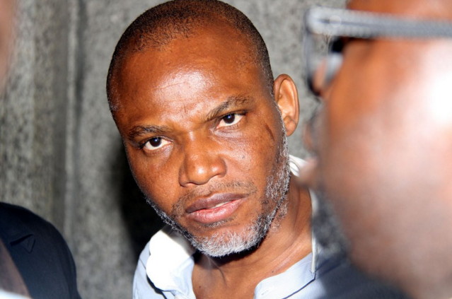 'It will never work' -- Nnamdi Kanu vows to challenge his arrest in UK court