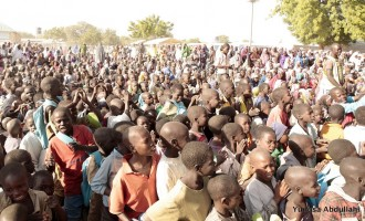 Borno says 450 IDPs have died of diseases, malnutrition