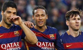 Messi, Neymar, Suarez, missing in UEFA XI