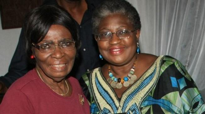 Kidnappers of Okonjo-Iweala's mother 'got N12m ransom'