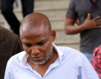 UK not doing much about Nnamdi Kanu's case, says lawyer