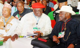 Odili: I collected N100m from PDP, not Dasuki