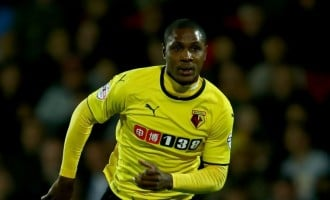 Ighalo: My father prayed for me before he died