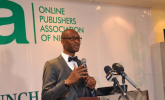Online publishers say senators 'are idle'