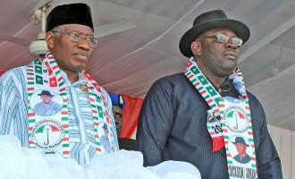 Jonathan deserves some respect, Dickson tells Buhari's govt