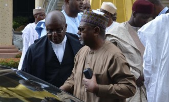 Dasuki: I'm not scared of trial but the right thing must be done