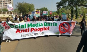 Social media bill is bad for youth development in Nigeria