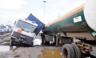 Lagos: Between the traffic law and incessant mishaps