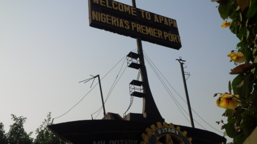 Welcome to Apapa Port