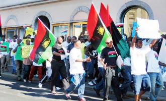 Biafra 'will teach' Nigeria how to conduct polls