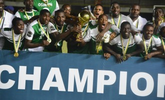 Dream Team VI win U-23 AFCON