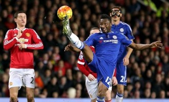 Chelsea not in the right place to attack, says Mikel