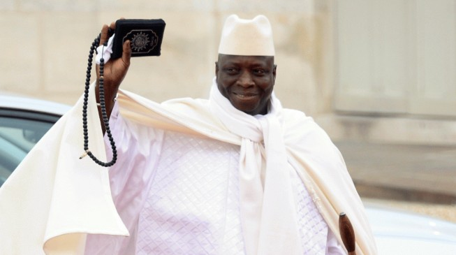 Like Afghanistan and Iran, Gambia becomes Islamic rep