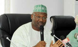 INEC chairman to Nigerians: We won't disappoint you in 2019