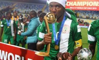 FIFA gave Nwakali U-17 bronze boot 'in error'