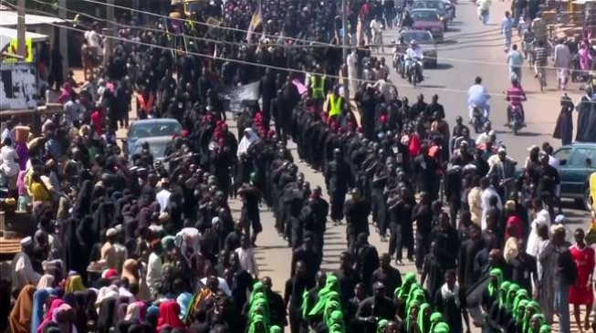 Shi'ites will NOT take up arms against the army