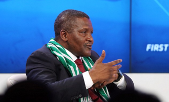Report: Dangote responsible for over 10% of Nigeria's GDP