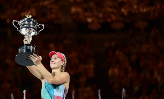 Kerber upsets Serena Williams to win her first Grand Slam title