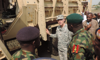 '12 to 30′ US soldiers to help fight Boko Haram