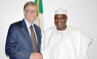 Bill Gates, Dangote meet northern govson immunisation
