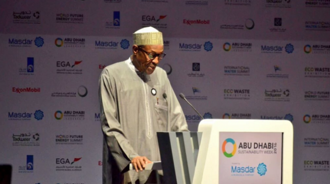 Buhari bans forex to Nigerian students abroad
