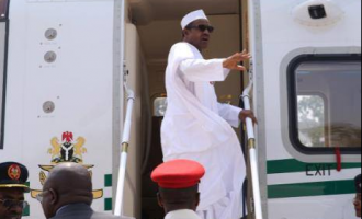 Buhari departs for Benin Republic on one-day official visit