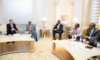 Buhari: No single territory under Boko Haram's control