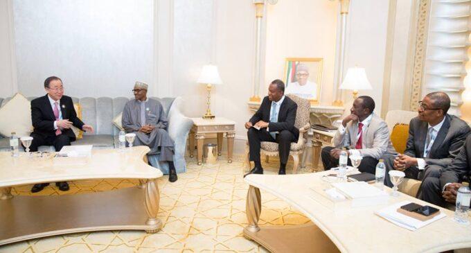 Buhari: No single territory under Boko Haram's control