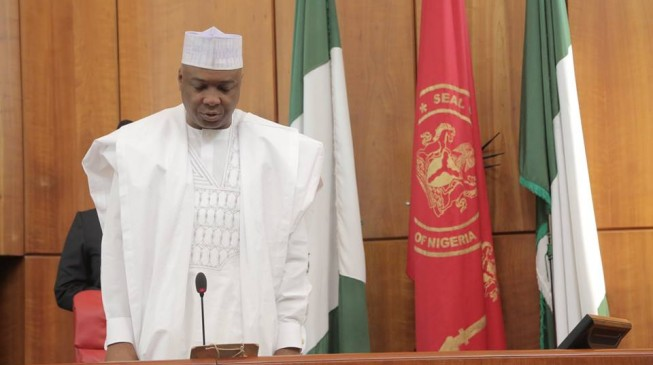 Saraki 'disappointed' in supreme court judgment