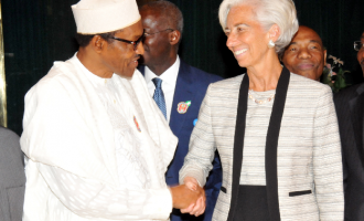 Subsidy removal, naira devaluation… 5 things IMF boss, Lagarde, discussed with Buhari