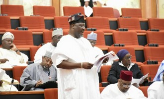 I respect Obasanjo but he introduced bribery to the national assembly, says Melaye